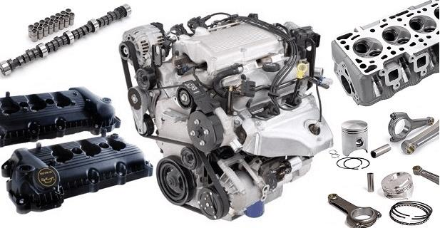 Engine & Components