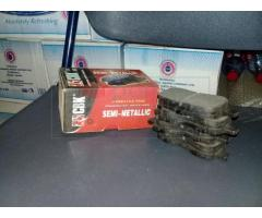 Semi metalic Brake Pads