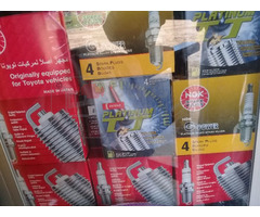 Genuine spark plugs