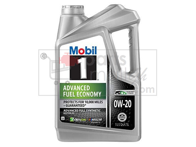 MOBIL 1 OW-20 ENGINE OIL #5L